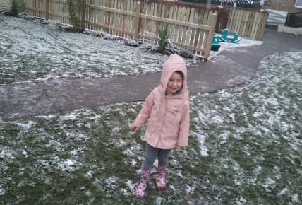 Fun in the snow! Photo-2