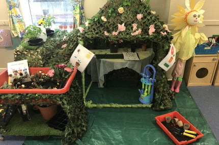 Welcome to Pre-School Garden Centre