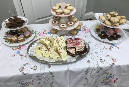 Mother's Day Tea Party Photo-2