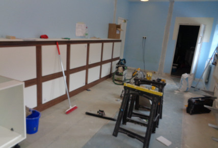 Week 9 of our Refurbishment Photo-1