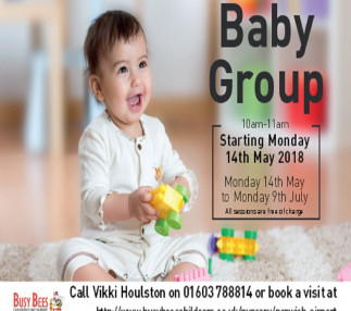 Baby Group is back!