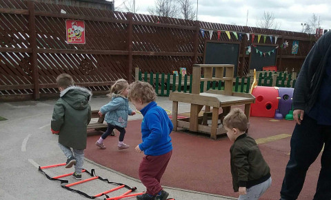 Sports Relief Obstacle Course  Photo-2