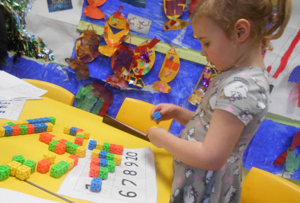 Maths through Preschool Play Photo-1