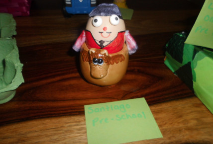 Easter egg decorating  Photo-4
