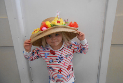 Easter Bonnet  Parade Photo-2