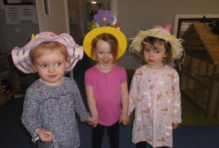 Easter Bonnet parade Photo-1