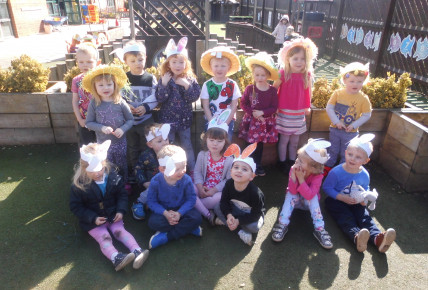 Easter Bonnet parade Photo-5