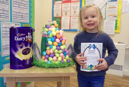 Eggcellent Easter Bonnet Competition Photo-2