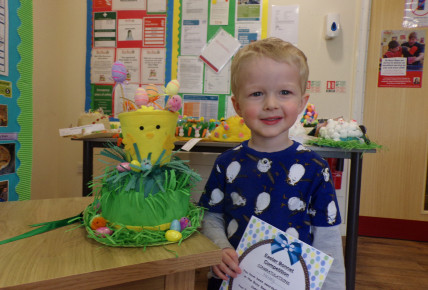 Eggcellent Easter Bonnet Competition Photo-5