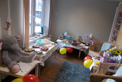 Elephants Tea Party Photo-2