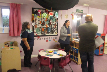 Pre-school open evening Photo-2