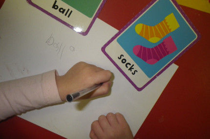 Practising our words