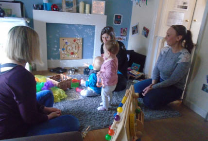 Baby Sensory sessions 0-2 years Photo-6