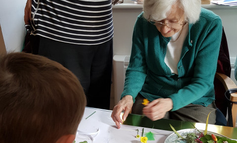 A visit to Glenholme carehome Photo-5