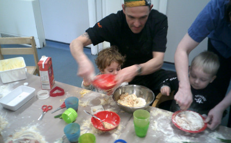 Toddlers are cooking up a storm! Photo-1