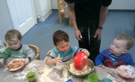 Toddlers are cooking up a storm! Photo-2
