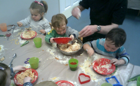 Toddlers are cooking up a storm! Photo-3