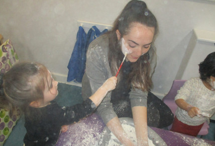 fun with flour Photo-4