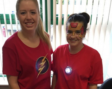 Superhero Day  Photo-3