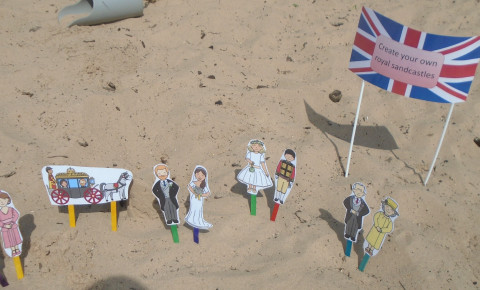Royal Wedding Garden Party Photo-4