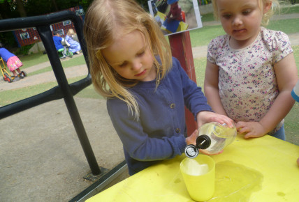 Pre- school science activities Photo-1