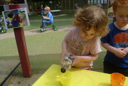 Pre- school science activities Photo-2