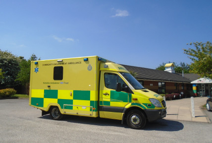 Community Engagement Ambulance  Photo-5