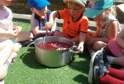 Fairy Soup Making!! Photo-1