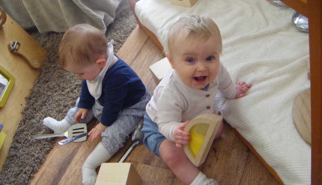 Kids 1st Ingleby Barwick - Baby Group