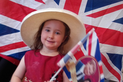 Nursery Celebrate Royal Wedding