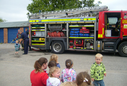 When the Fire Brigade came to Southwell Photo-2