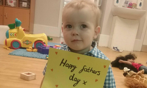 The Nursery Blog- Fathers Day Fun! Photo-2
