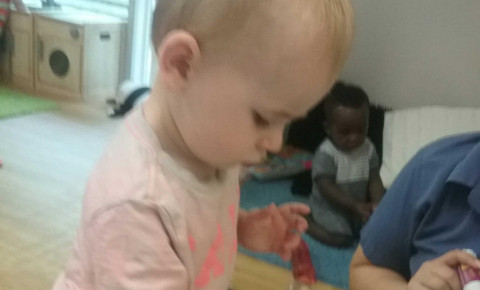 The Nursery Blog- Map Making with Toddlers Photo-3