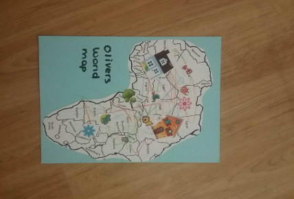 The Nursery Blog- Map Making with Toddlers Photo-5