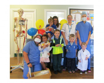 NHS 70th Birthday Celebrations Photo-5