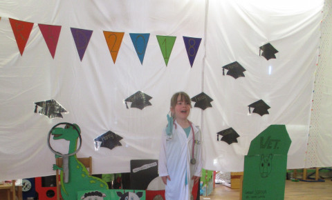 Pre-School Graduation!  Photo-3