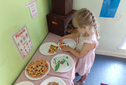 Pre-school Pizzeria! Photo-2