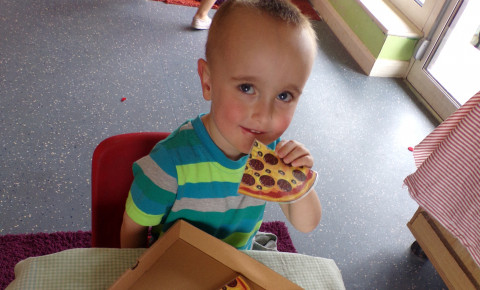 Pre-school Pizzeria! Photo-3