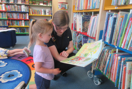 Pre-school Mini Summer Reading Challenge Photo-2