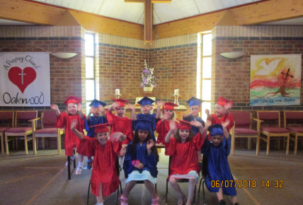 Pre School Graduation 2018. Photo-1