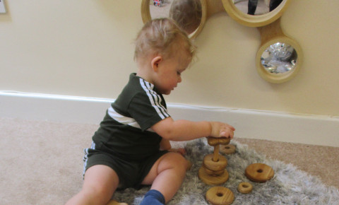 Sensory play helps us develop and learn. Photo-3