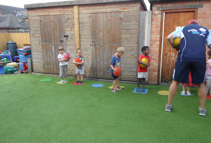 Rugby Tots  Photo-3