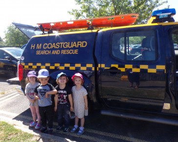 Visit from the coastguard Photo-3