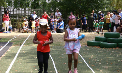 Pre-school Sports Day Photo-1