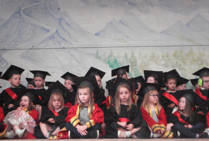 Pre-school Graduation  Photo-1