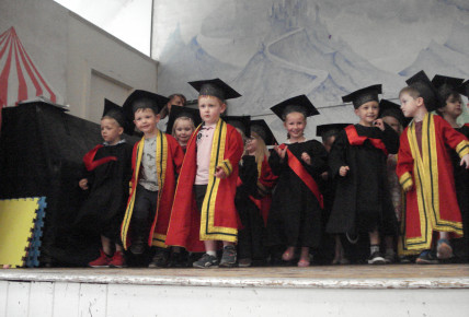 Pre-school Graduation  Photo-2