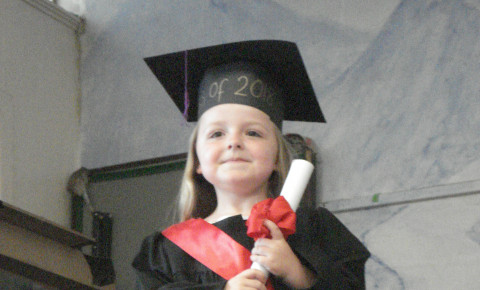 Pre-school Graduation  Photo-4