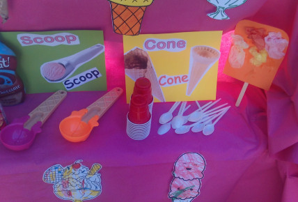 Our very own Ice Cream Stall Photo-2
