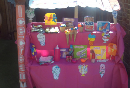 Our very own Ice Cream Stall Photo-3