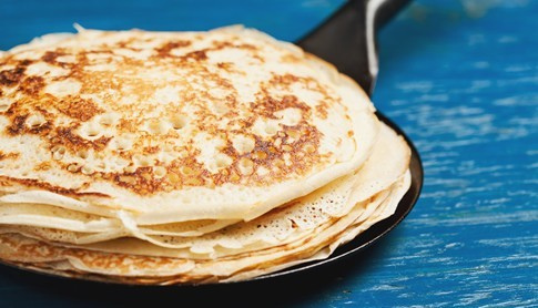 Pancakes (Sweet or Savoury)